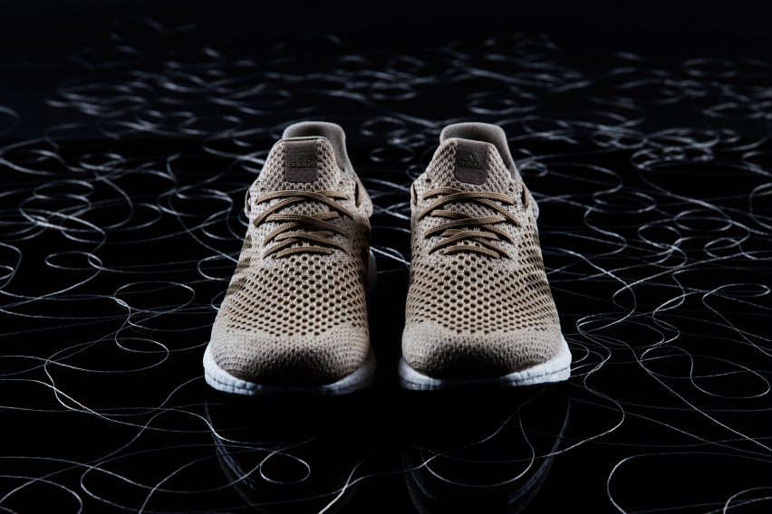 Adidas Futurecraft Biofabric shoes