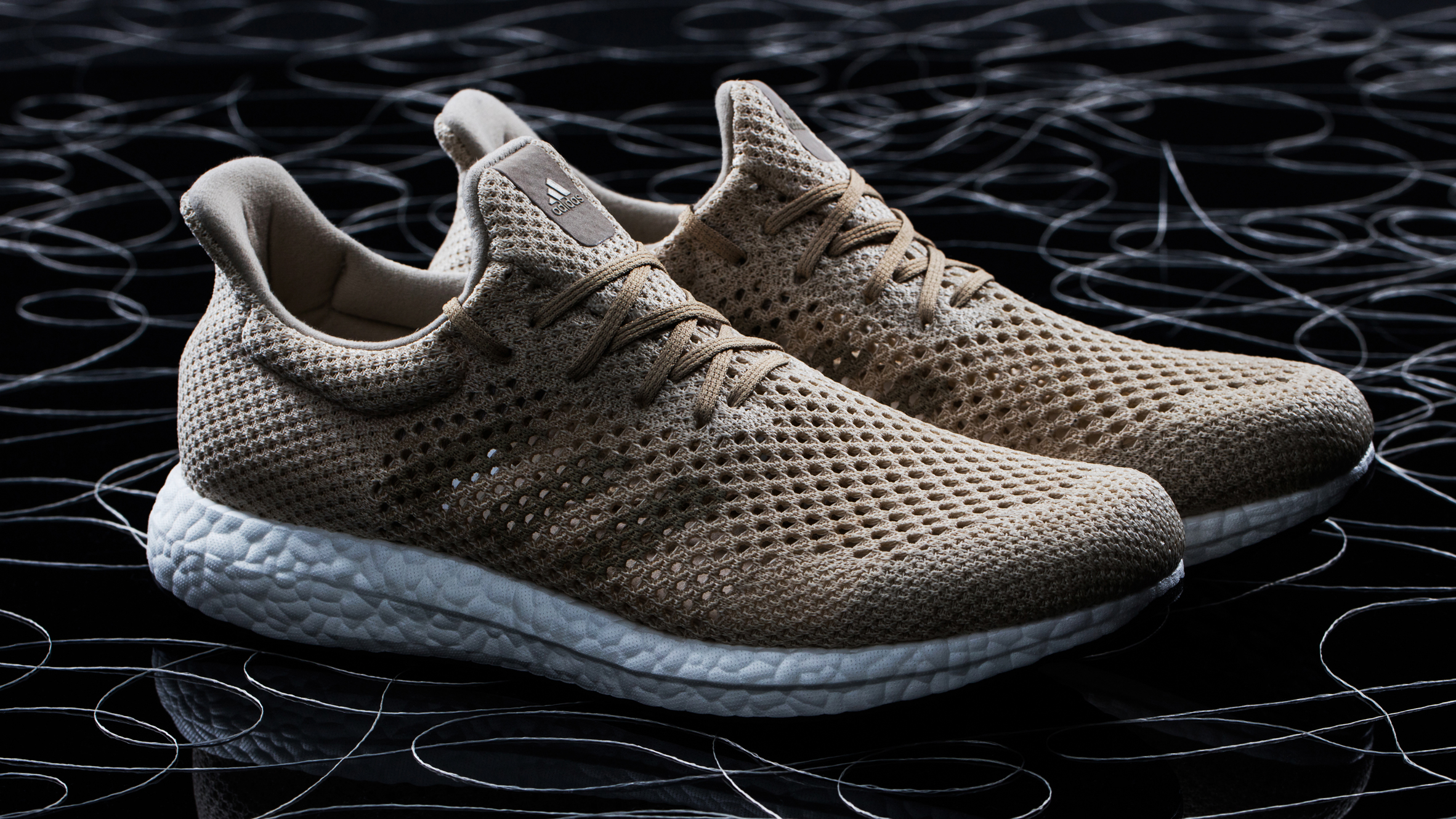 Adidas Futurecraft Biofabric shoes