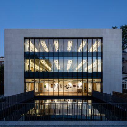 American School in London Arts Building by Walters & Cohen