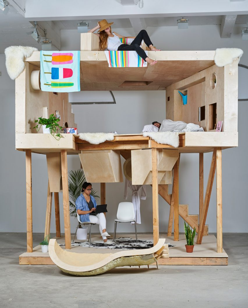 Another Primitve Hut by Bureau Spectactular