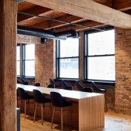Ansarada office renovation in Chicago by THOSE Architects