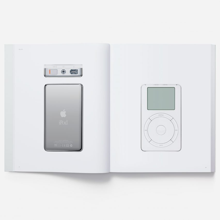 Apple releases book documenting 20 years of its design for Apple design book