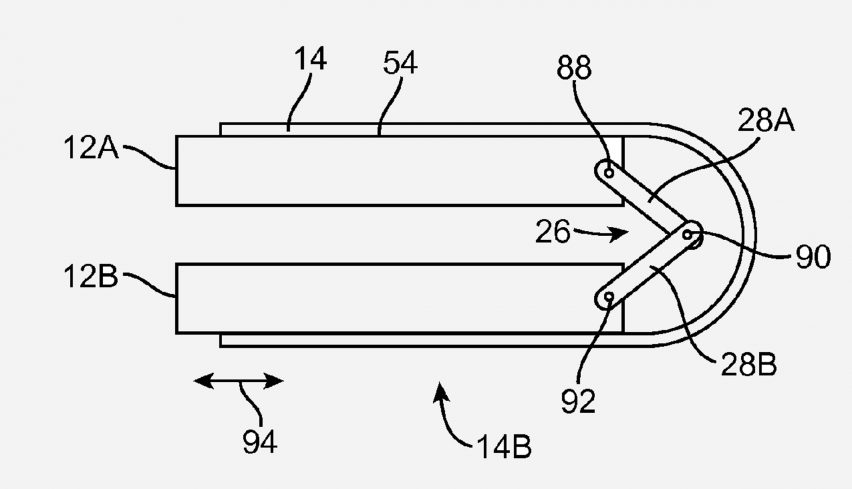 Apple granted patent for flexible OLED smartphone
