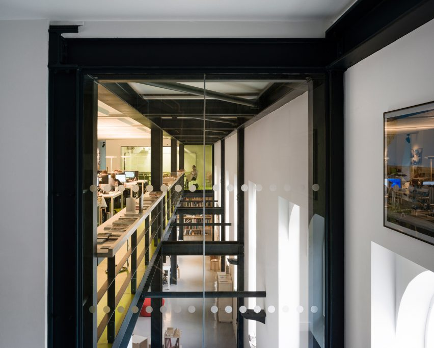 Architects' studios by Marc Goodman