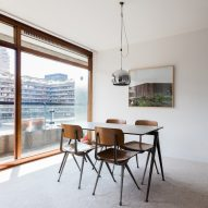 Barbican residents offer a look inside their homes