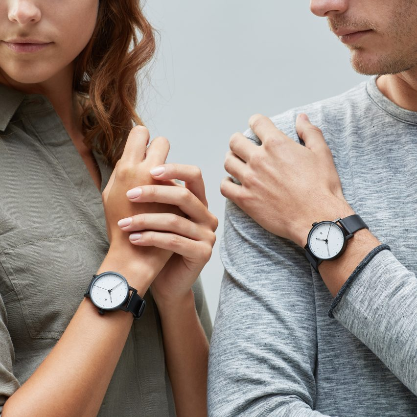 Dezeen and VOID's V03D-DZN watch is in the Black Friday Sale