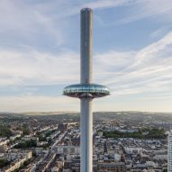 Competition: win a pair of tickets to visit Brighton's i360 observation tower
