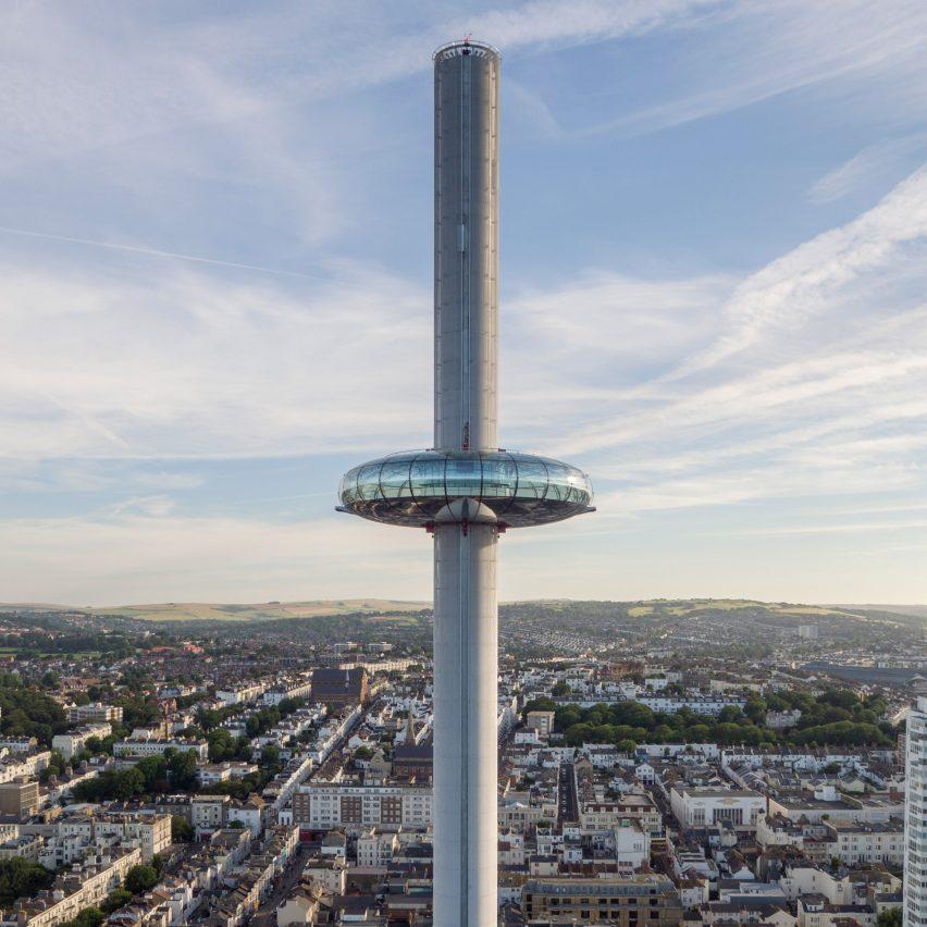 British Airways i360 observation tower