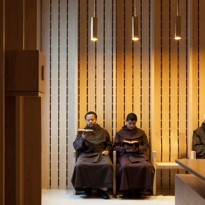 Carmelite Prayer Room by Niall McLaughlin Architects