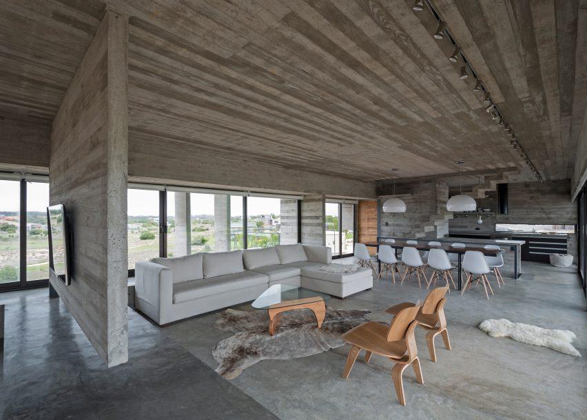 Marvelous ... Casa H3 By Luciano Kruk