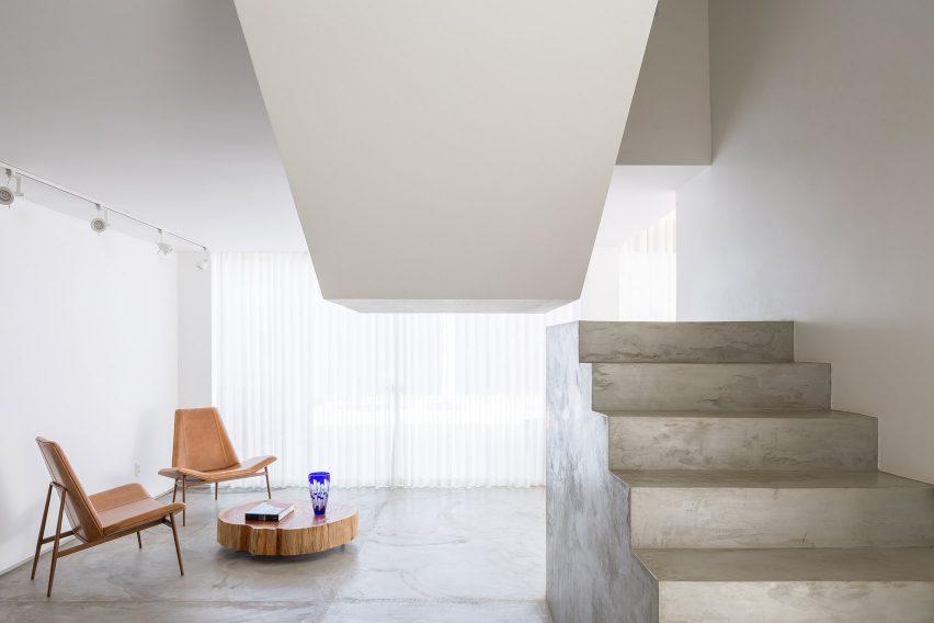 Casa Grid by BLOCO Arquitetos