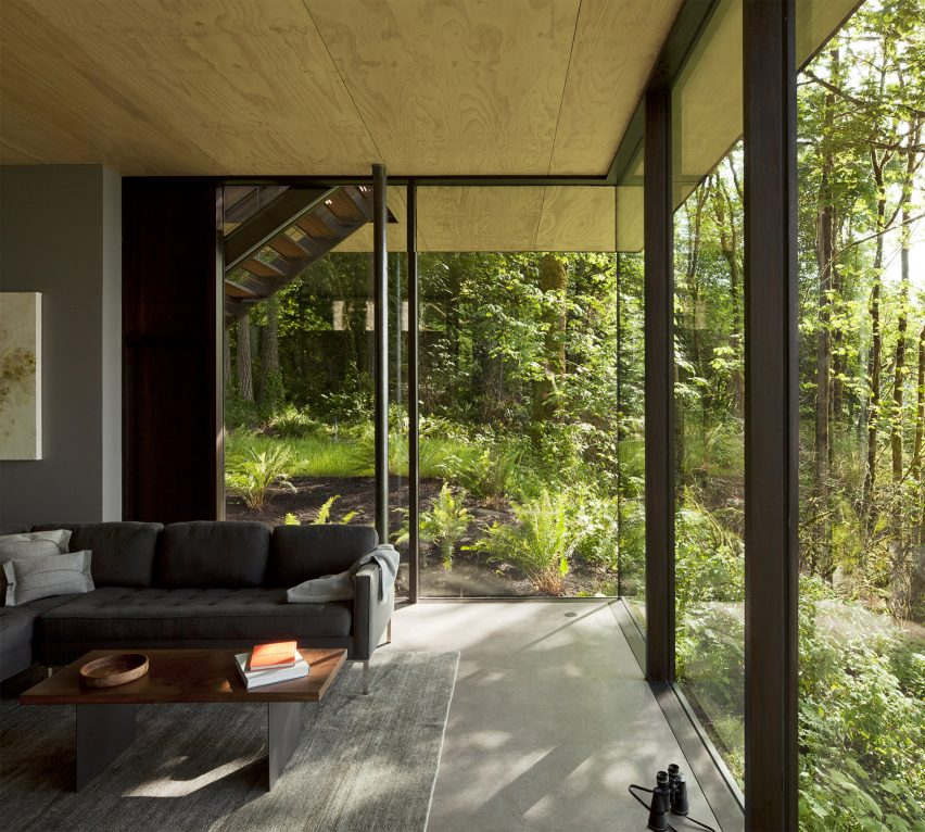 Case Inlet Retreat by Mw works