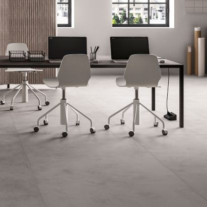 Craft Cloud tiles by Ceramiche Refin