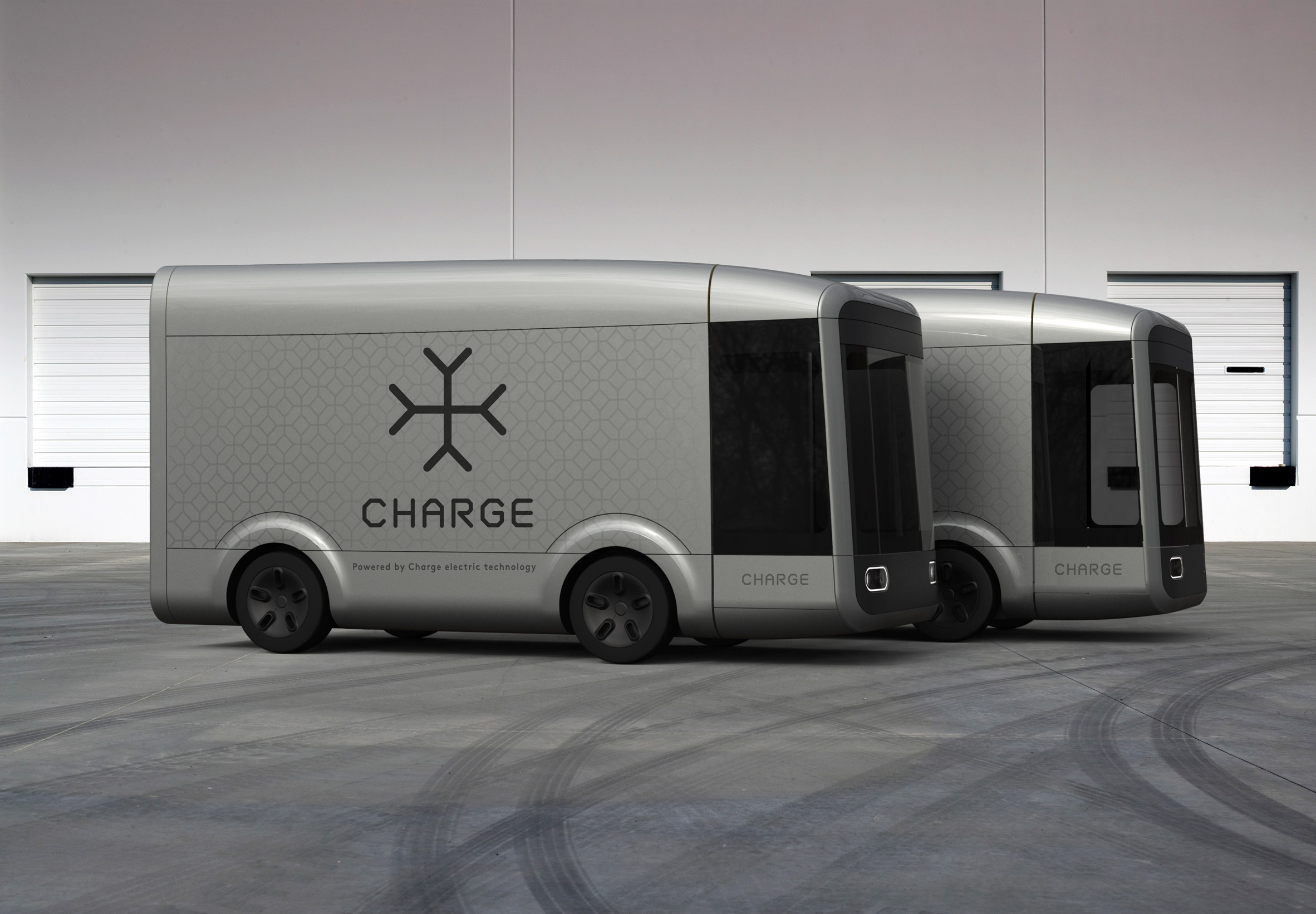 Charge's electric truck can be built in just four hours