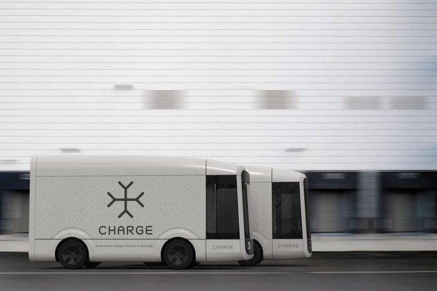 Charge truck