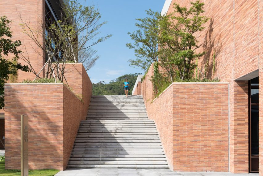 China Resources University by Foster + Partners