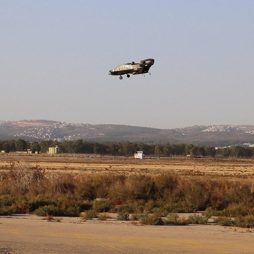 Coromorant UAV makes its first flight