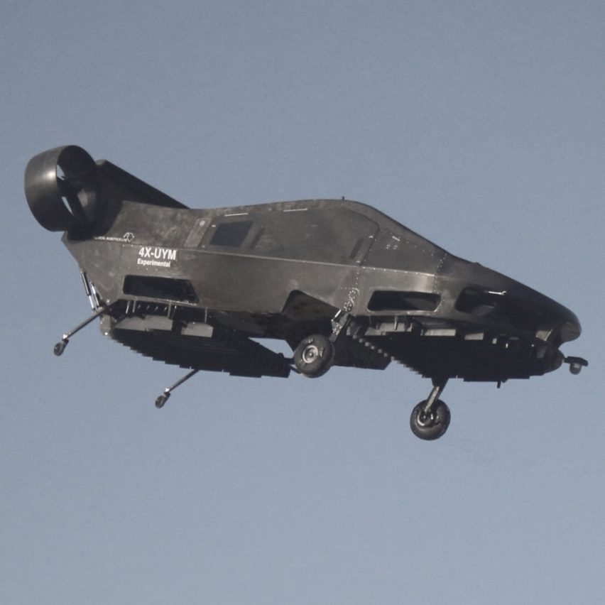 Cormorant UAV makes its first flight