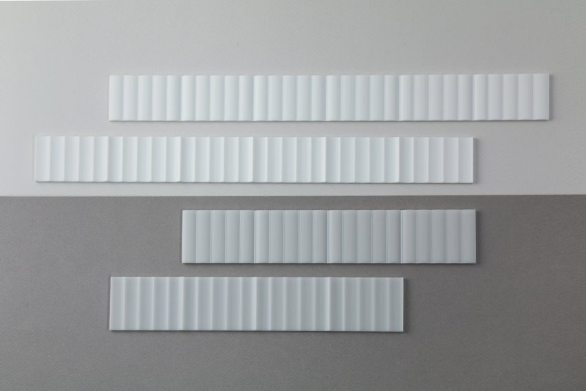 Corrugated Ruler by Erdem Selek