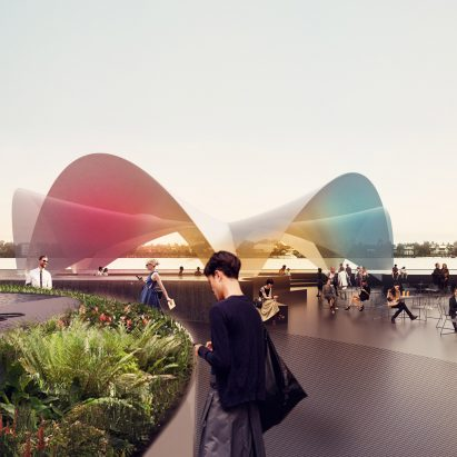 Currie Park by Carlo Ratti