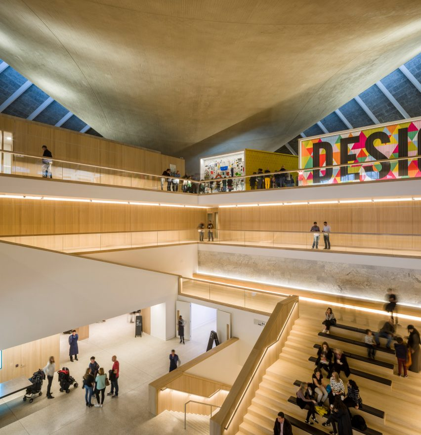 Design Museum London | Critics Underwhelmed By Clumsy New Design Museum