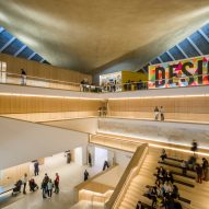 "Critics underwhelmed by ""clumsy"" new Design Museum"