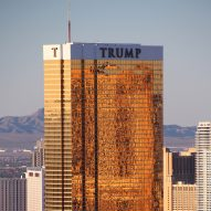 """Trumpitecture stands as a sad but honest reflection of the values Trump proudly embodies"""