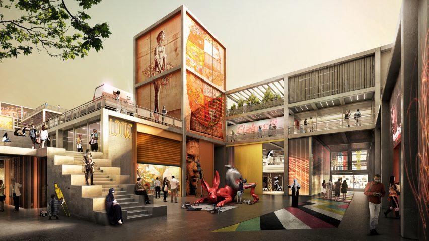 Zaha Hadid Architects, Foster + Partners and Calatrava open Dubai offices