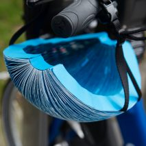 Foldable paper cycling helmet wins James Dyson Award