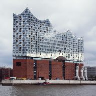 Watch the Pierre de Meuron and Charles Jencks discuss Elbphilharmonie live from World Architecture Festival