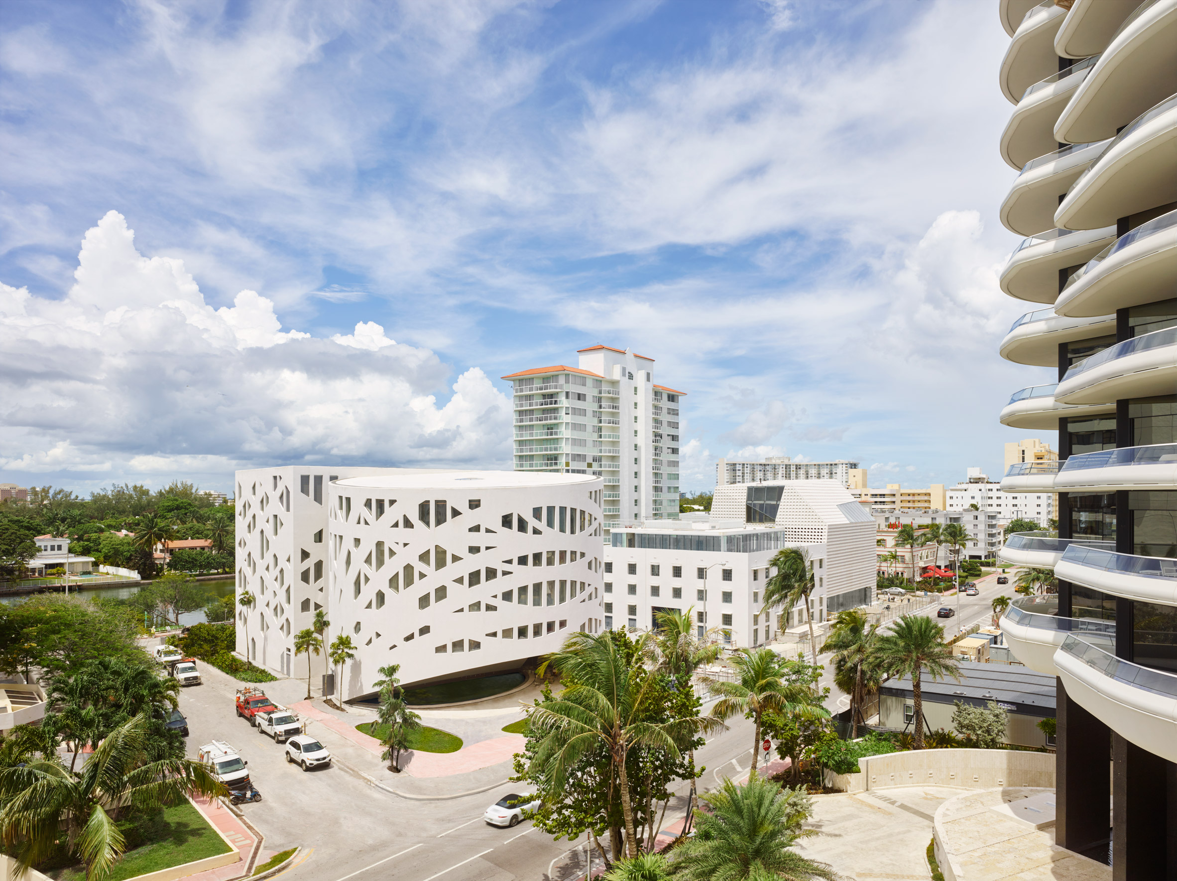 OMA completes Faena Forum cultural centre in Miami Beach