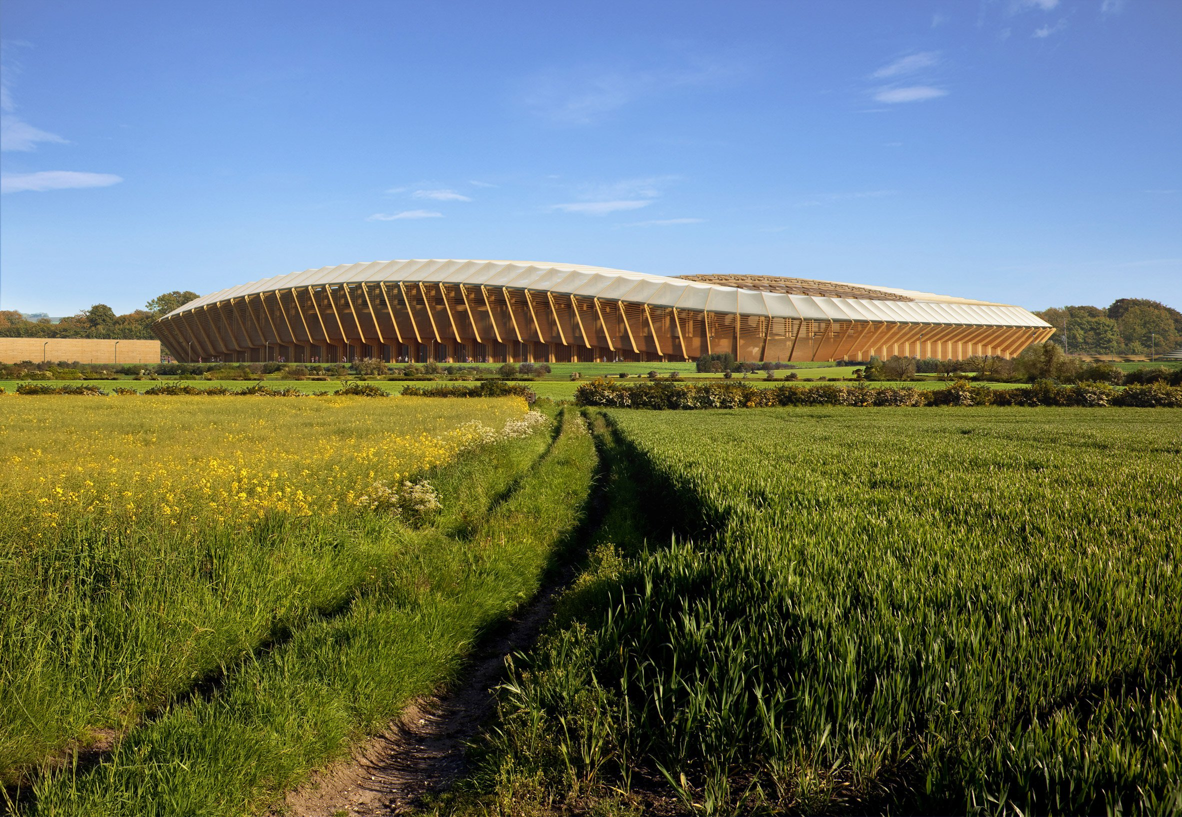 Image downloaded from https://static.dezeen.com/uploads/2016/11/forest-green-rovers-eco-park-football-soccer-stadium-architecture-news-zaha-hadid-architects-stroud-gloucestershire-england-uk_dezeen_2364_col_4.jpg