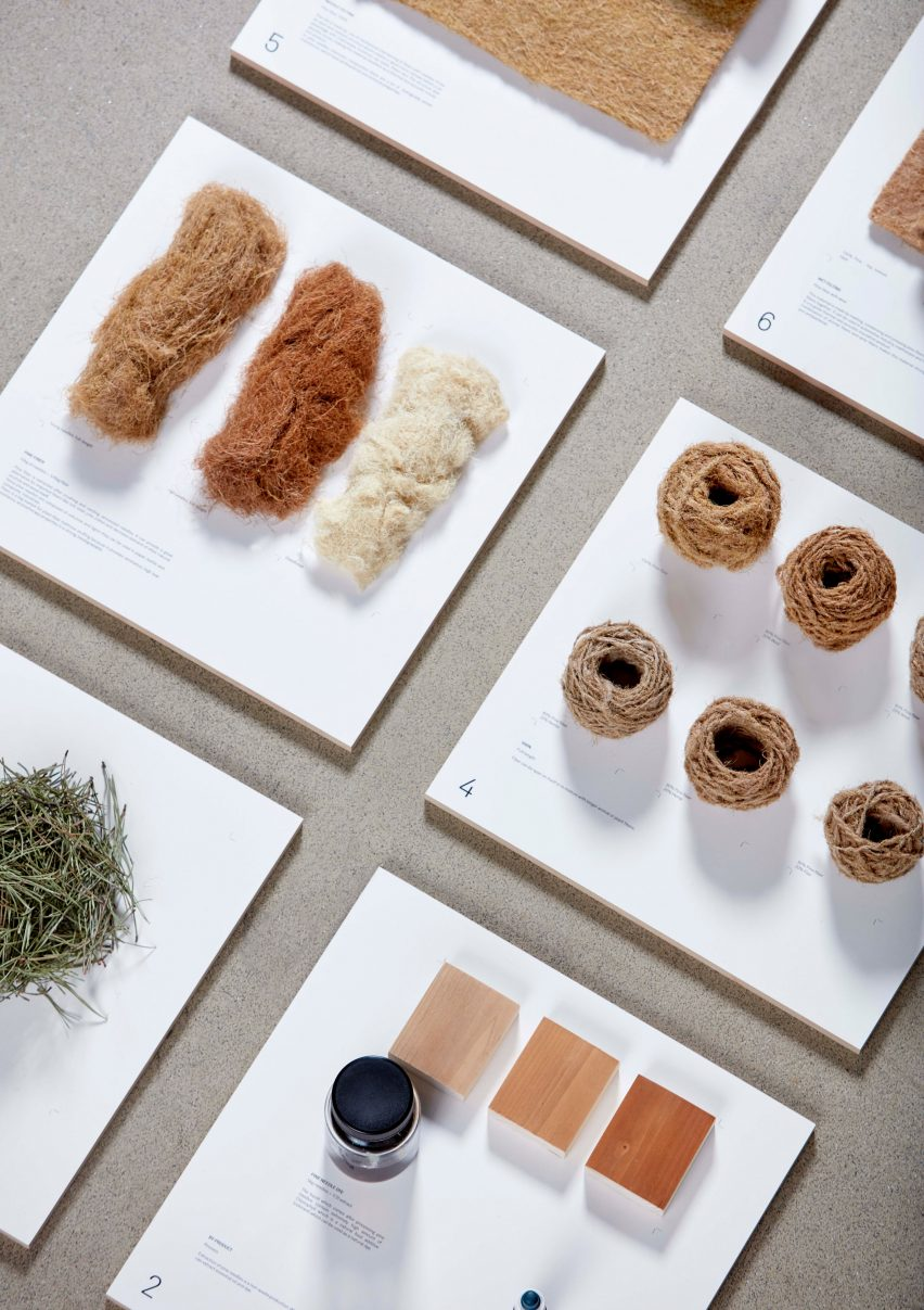 DDW: Forest Wool by Tamara Orjola