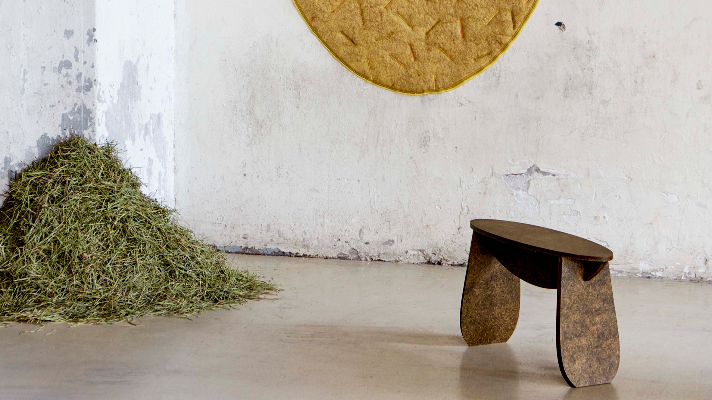DDW: Forest Wool by Tamara Orjola