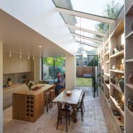 Gallery House Stoke Newington by Neil Dusheiko Architects