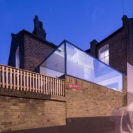 Glass Box by Studio 304