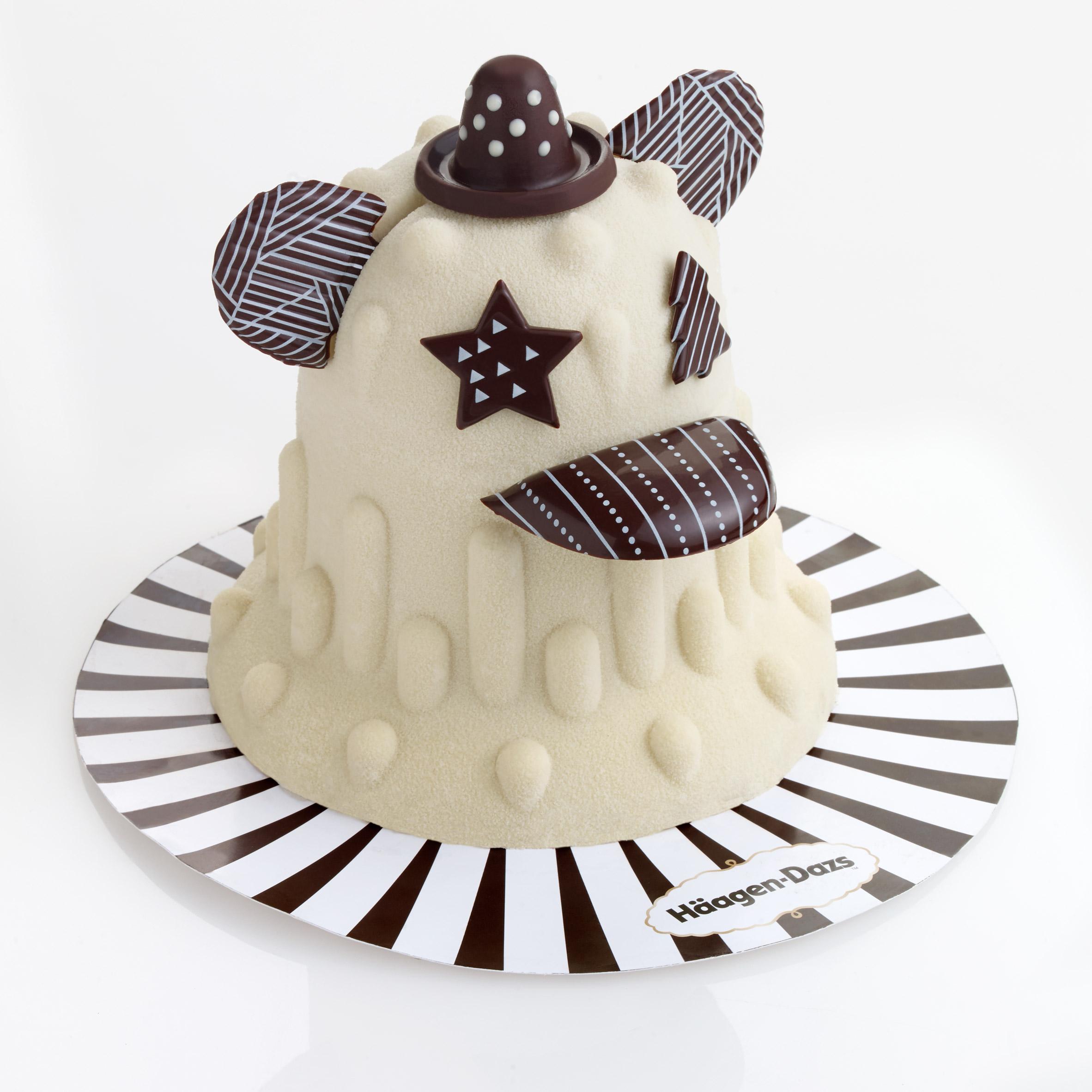 Brilliant Jaime Hayon Designs Ice Cream Cake Creature For Haagen Dazs Personalised Birthday Cards Akebfashionlily Jamesorg