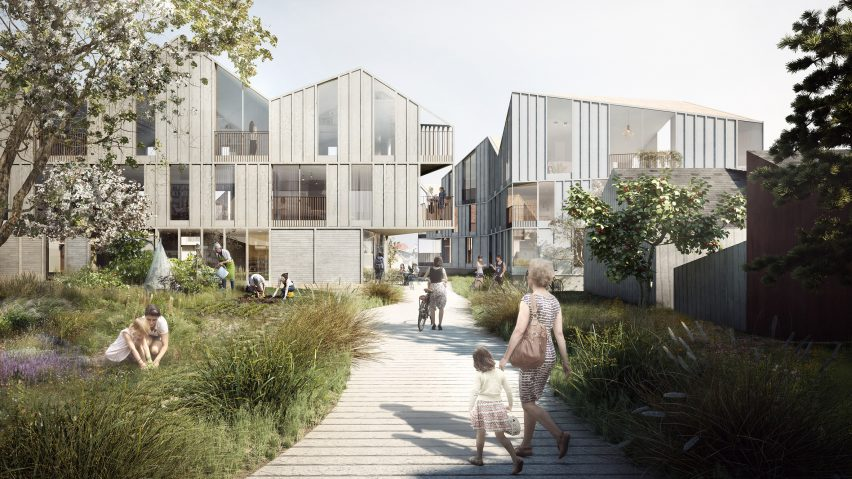 Haptic Norwegian Housing