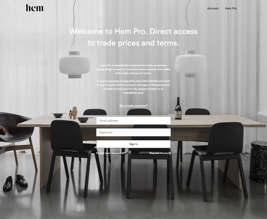 Hem launches online service