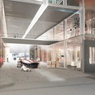 Herzog & de Meuron wins contest for new Royal College of Art campus