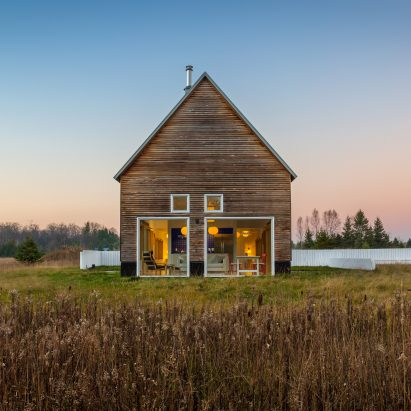 Salmela Architect's House for Beth in Wisconsin