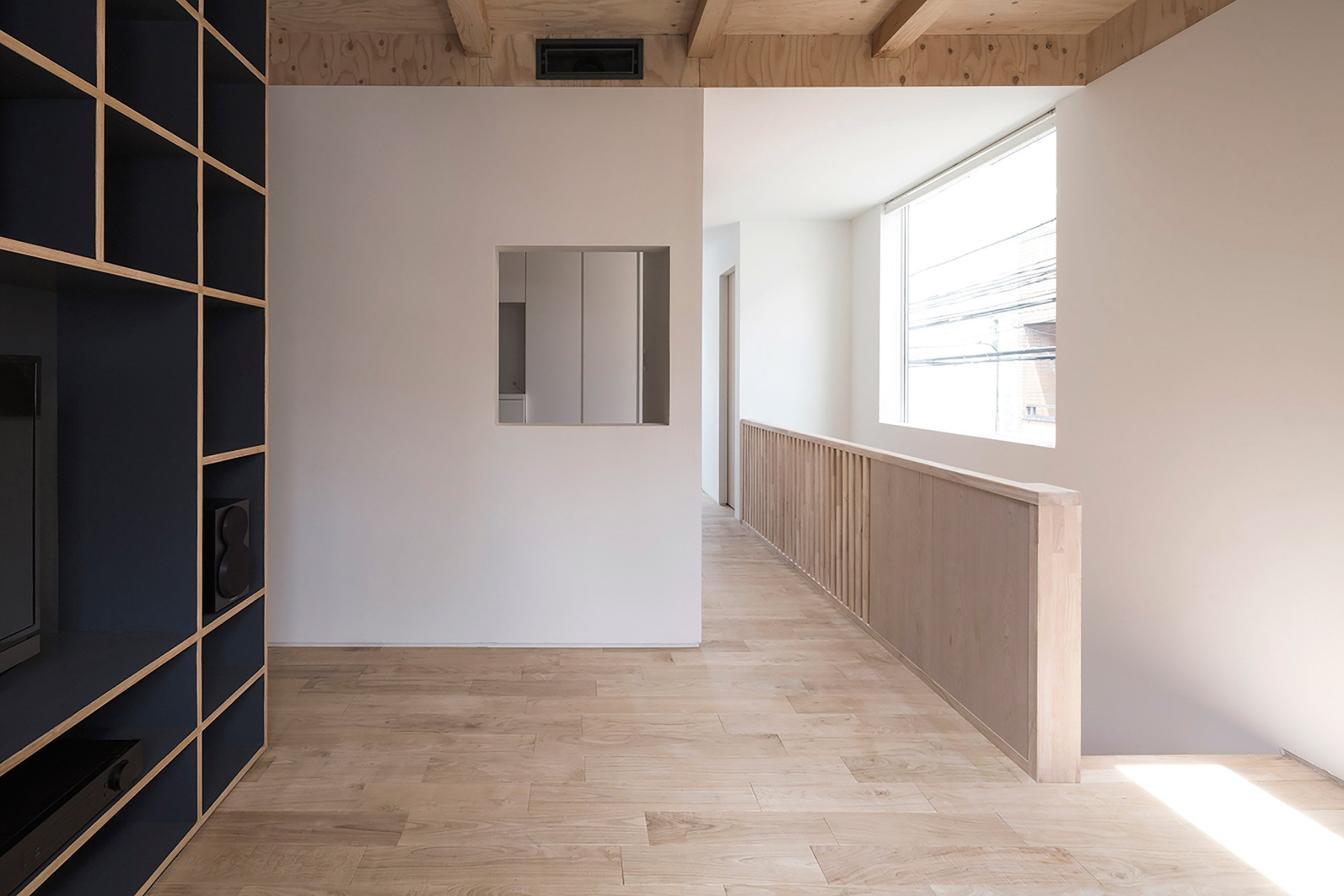 Uncategorized Cat Walkway In House graphic designers home and studio in tokyo includes cat walkway house is by do do