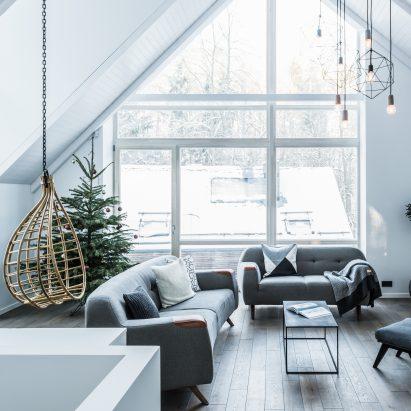 House on Stilts by Dizaino Virtuvė