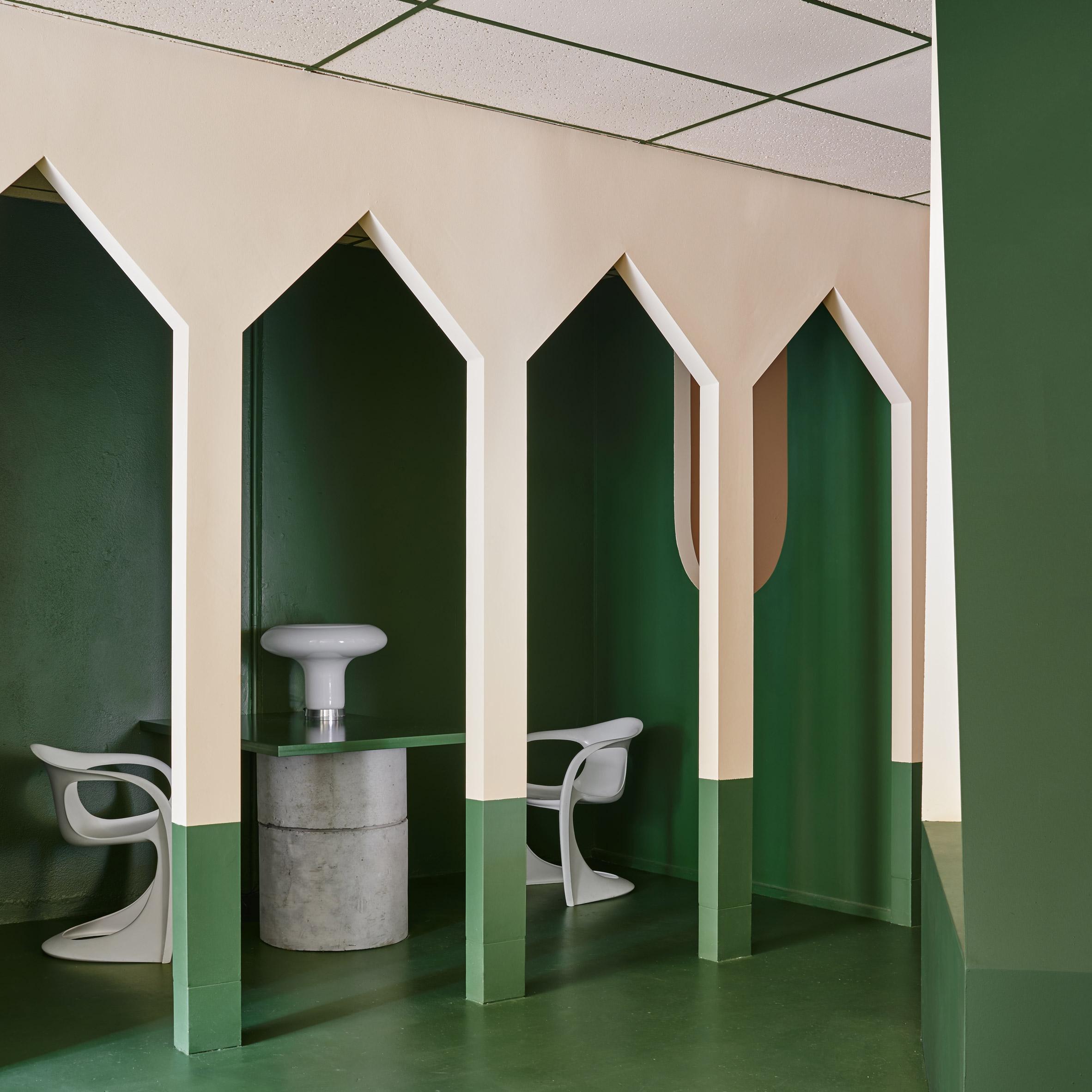 sugarlab hair interior for creative salon design