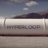 BIG-designed Hyperloop to connect Dubai and Abu Dhabi in 12 minutes