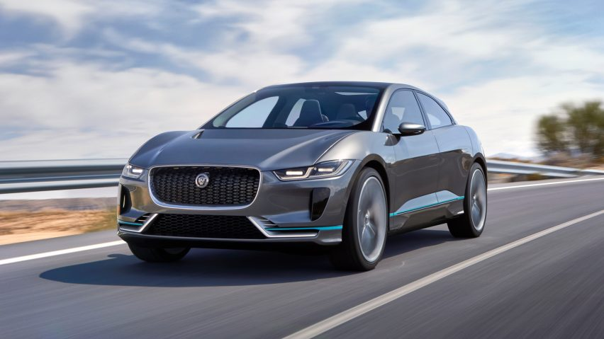 Good Jaguar Unveils Its First Ever Electric Car