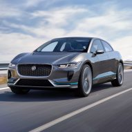 Jaguar unveils its first ever electric car