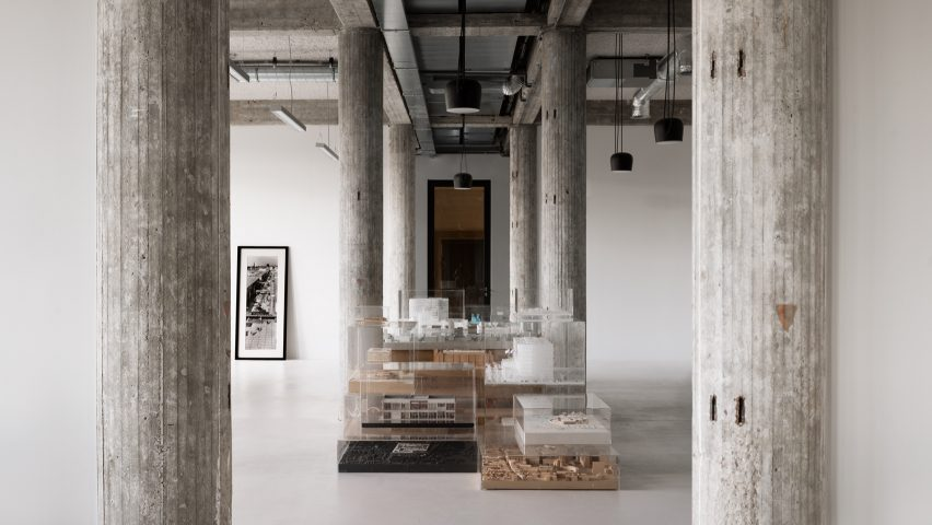 KAAN Architecten's office
