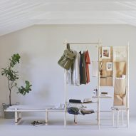 Elena Bompani's Itaca furniture is made for a new generation of nomads
