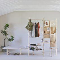 Itaca nomadic furniture by Elena Bompani